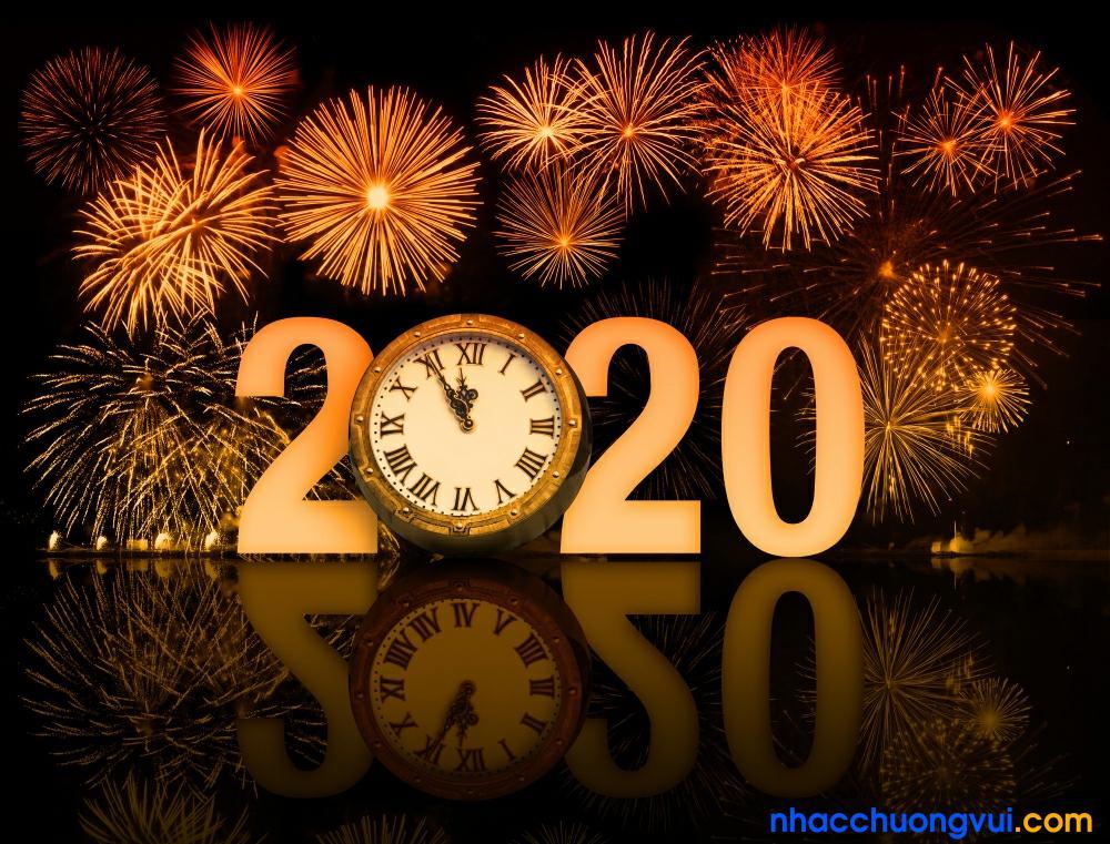 Hình ảnh chúc tết, năm mới 2020