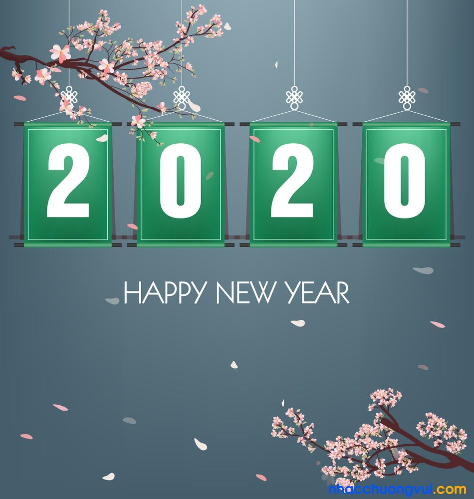 Hình ảnh chúc tết, năm mới 2020 10