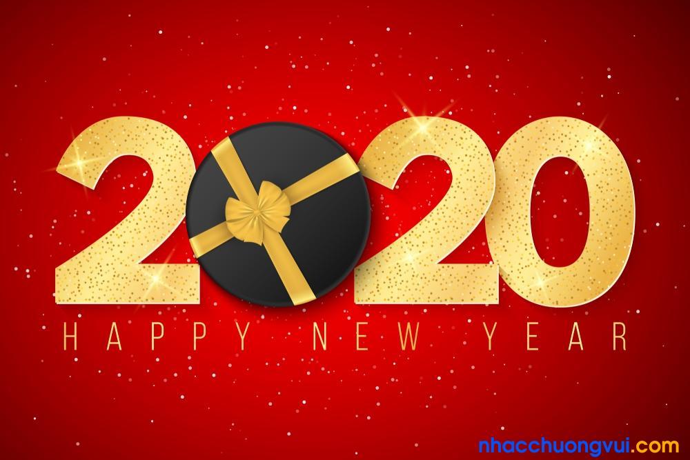 Hình ảnh chúc tết, năm mới 2020 12