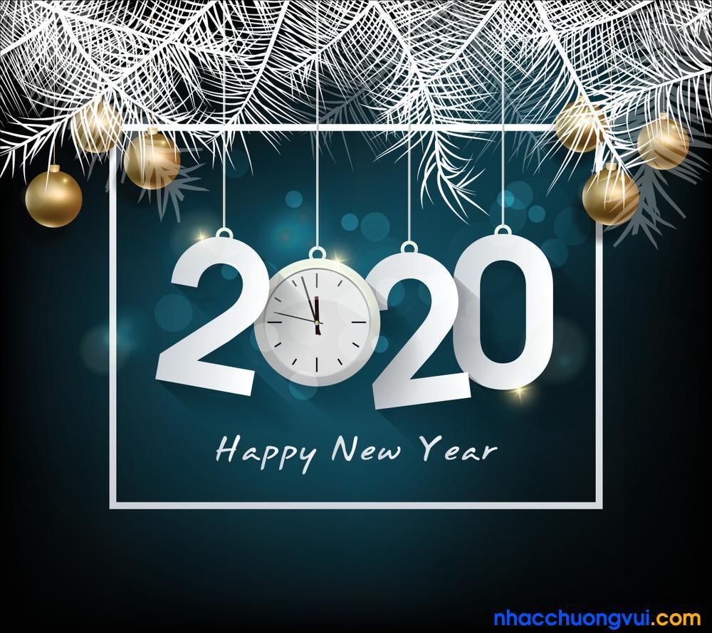 Hình ảnh chúc tết, năm mới 2020 2