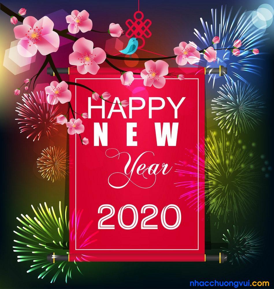 Hình ảnh chúc tết, năm mới 2020 3