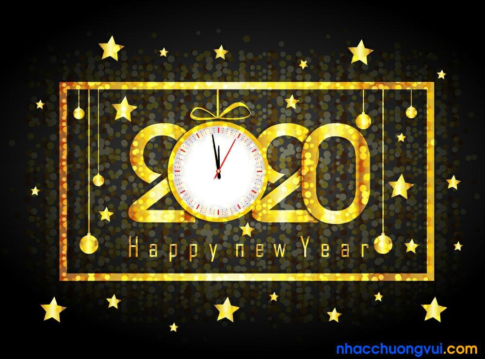 Hình ảnh chúc tết, năm mới 2020 6