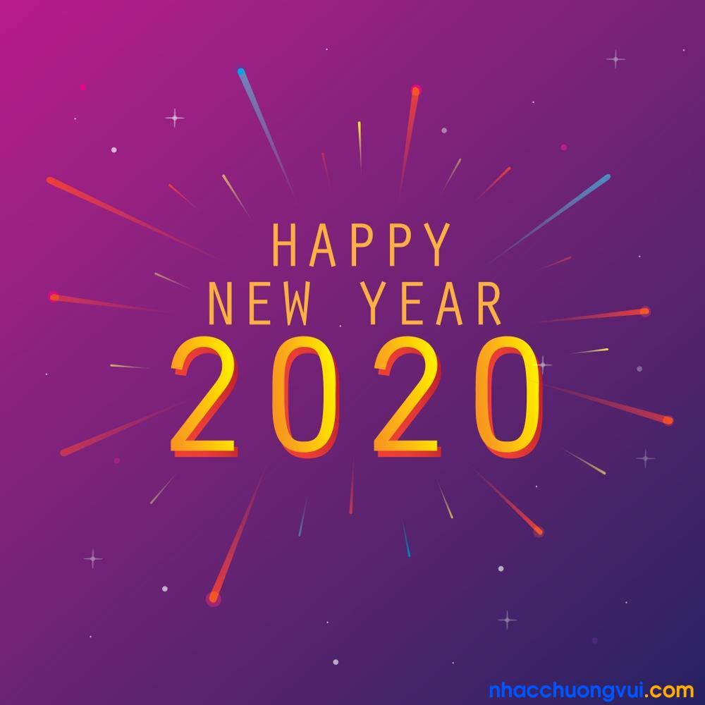 Hình ảnh chúc tết, năm mới 2020 7
