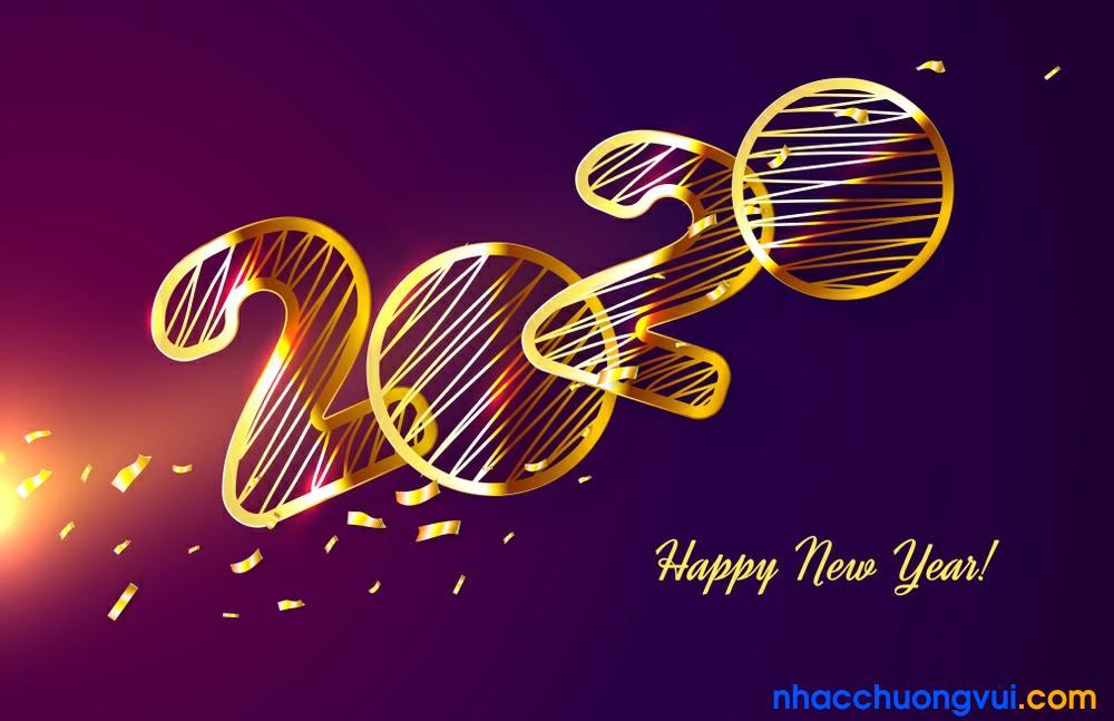 Hình ảnh chúc tết, năm mới 2020 9