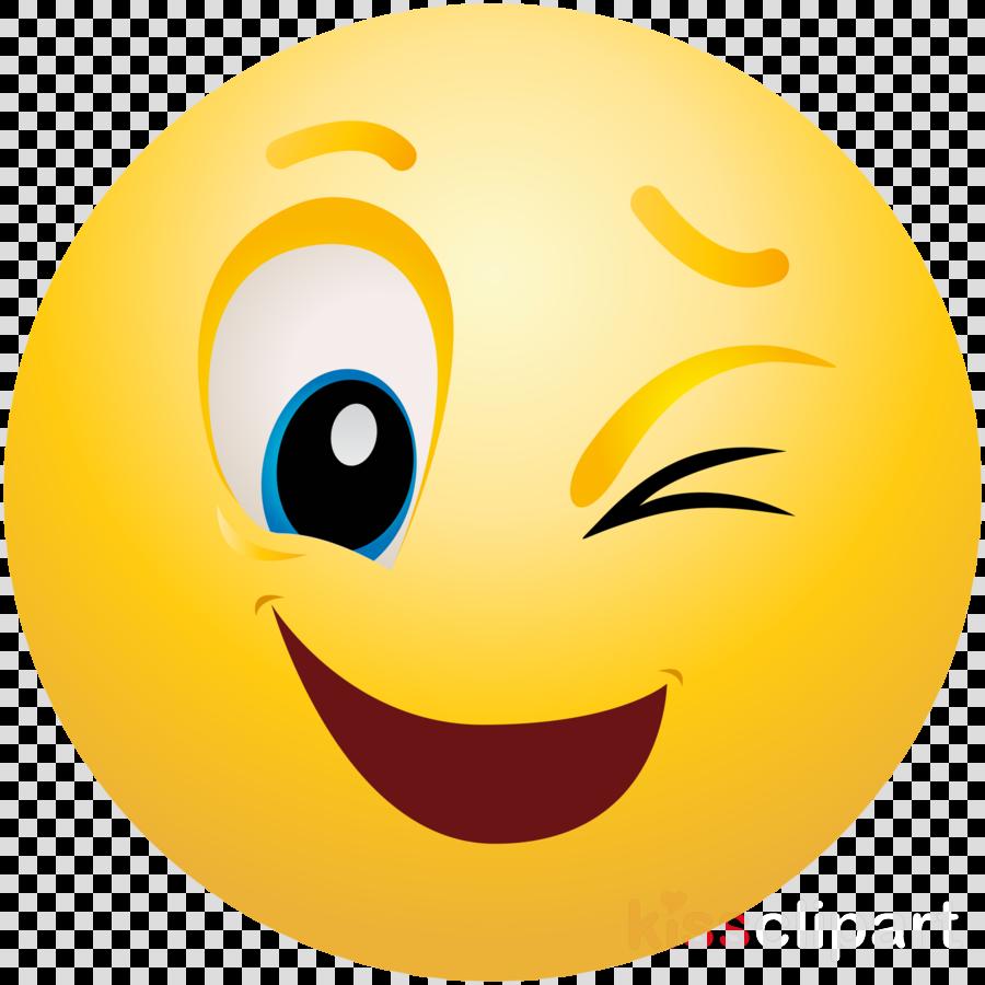Hình ảnh mặt cười cute dễ thương trong suốt 12