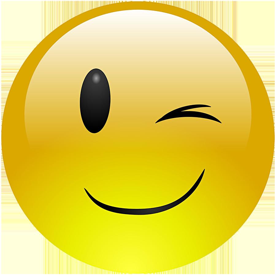 Hình ảnh mặt cười cute dễ thương trong suốt 13