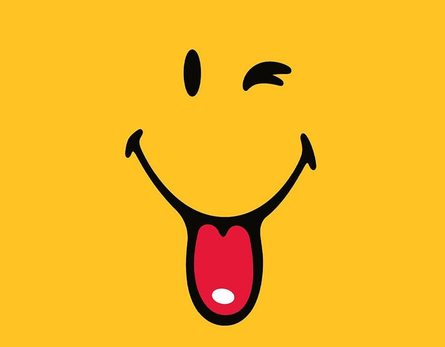 Hình ảnh mặt cười cute dễ thương 17