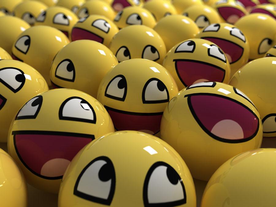 Hình ảnh mặt cười dễ thương 20