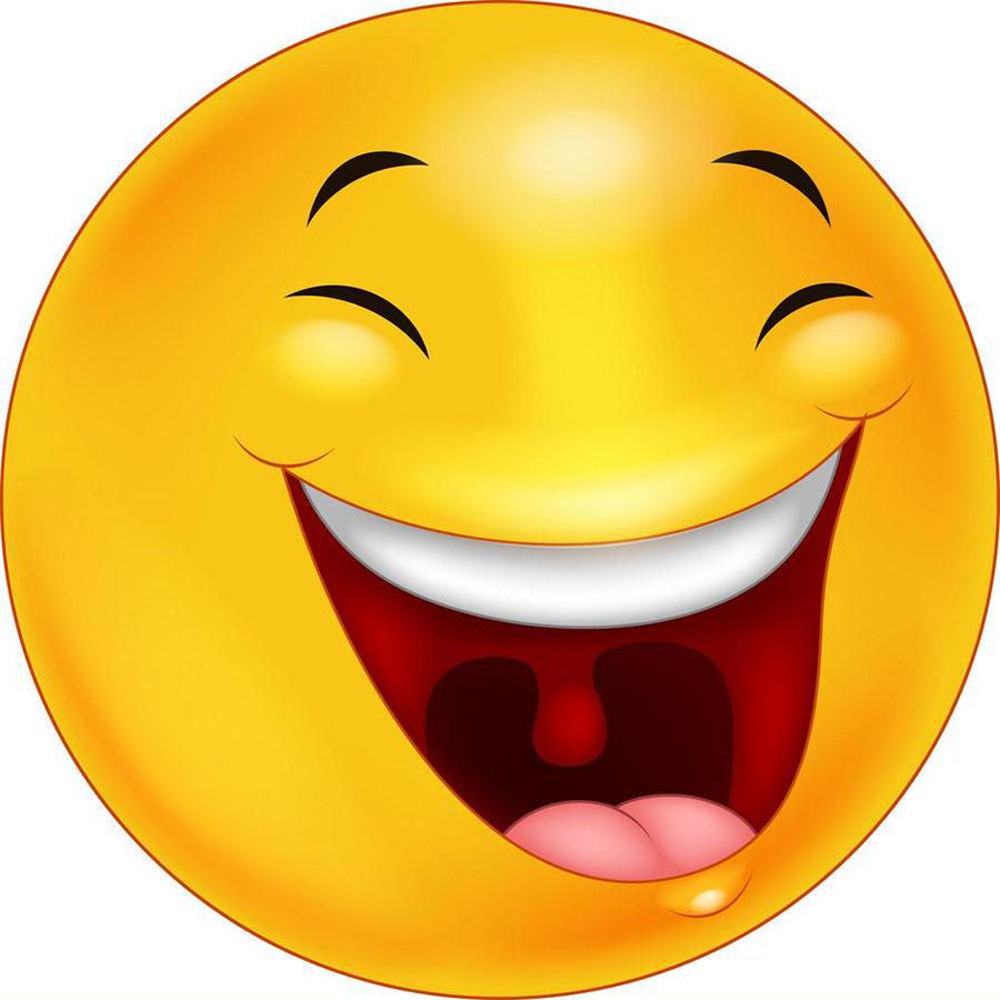 Hình ảnh mặt cười dễ thương ngộ nghĩnh 4