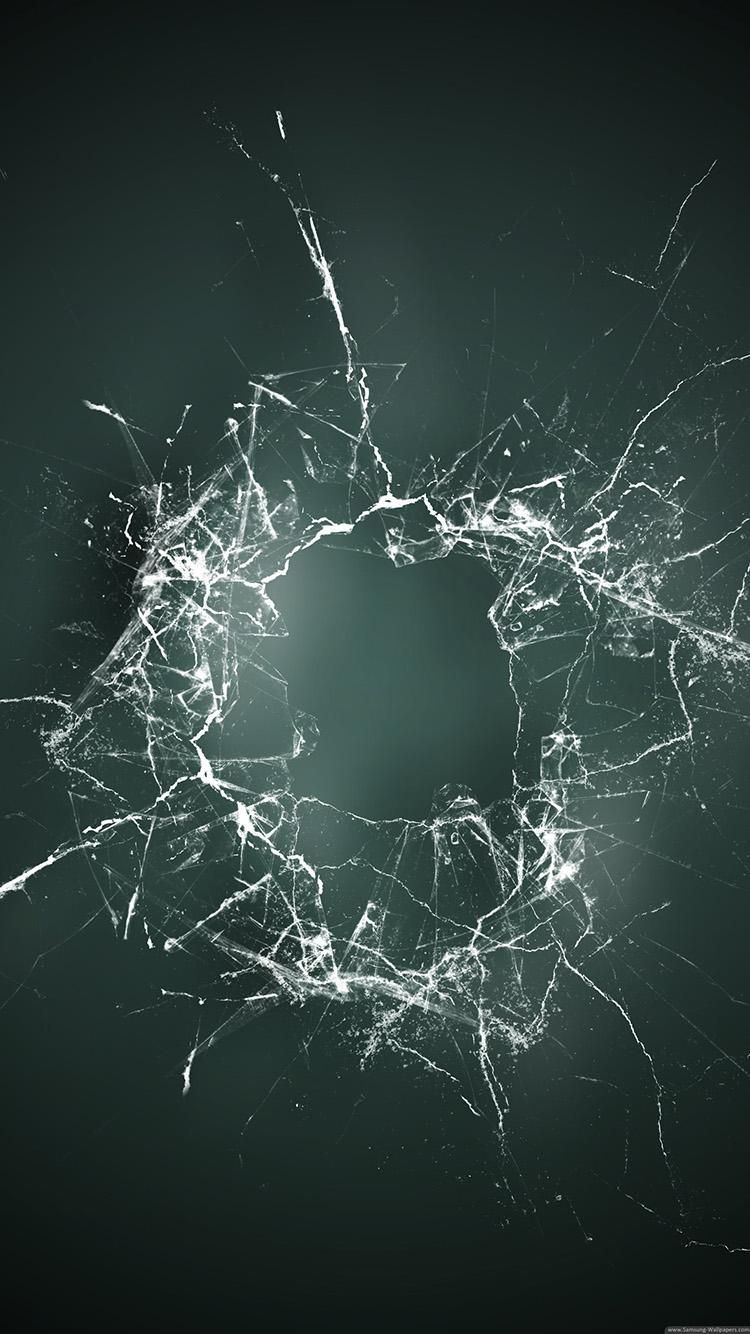 Hình nền kính vỡ cho điện thoại 1