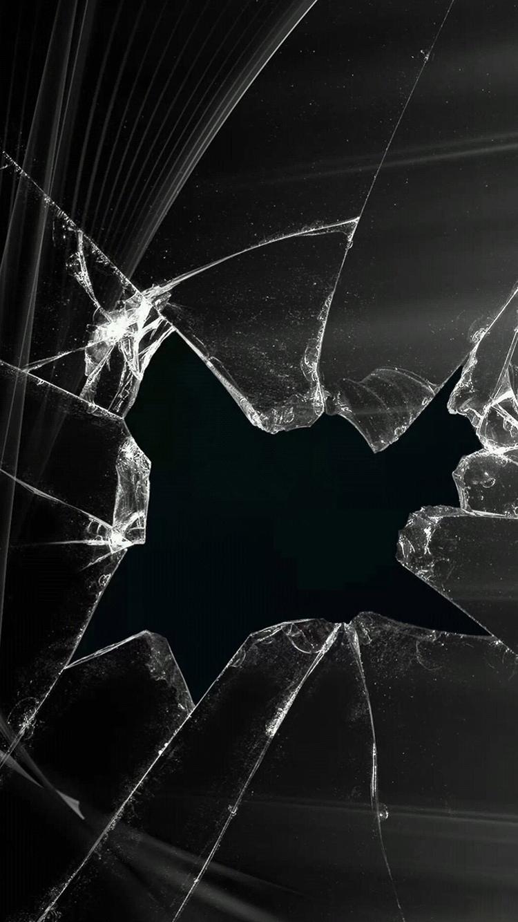 Hình nền kính vỡ cho điện thoại 18
