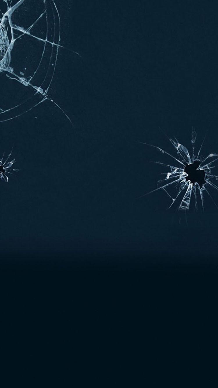 Hình nền kính vỡ cho điện thoại 3