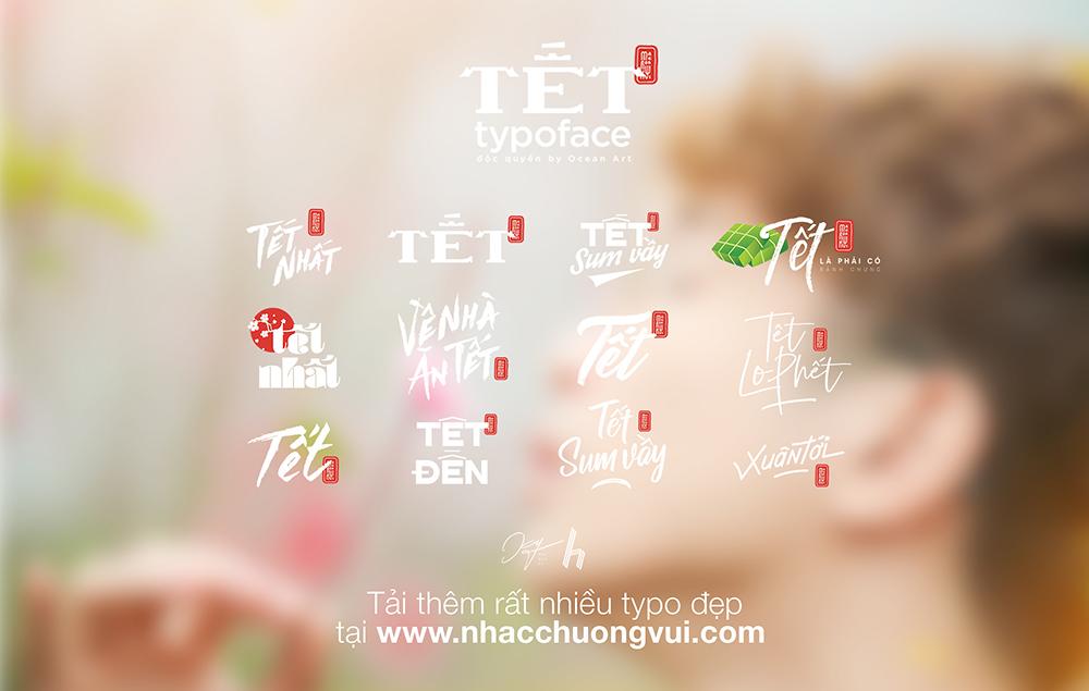 Share Typo TẾT Đẹp